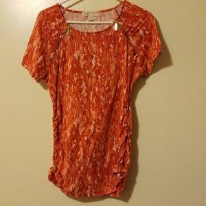 Michael Kors  long shirt or minidress size large